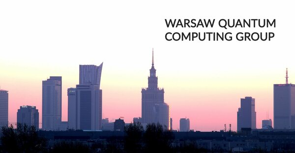Warsaw Quantum Computing Group